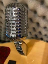 Microfone vintage - CSR 54 - muito novo