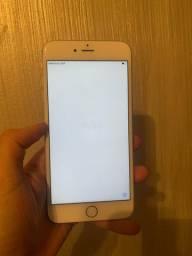 iPhone 6s Plus prata parcelo em até 12x no cartão