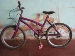 Quadro de bicicleta infantil