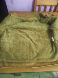 Jaqueta de couro, 80$