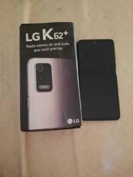 Smartphone lgk62+128gb 4gb ram