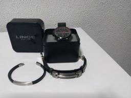 Relógio da marca Lince original novo