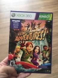 Kinect Adventures Xbox 360 jogo