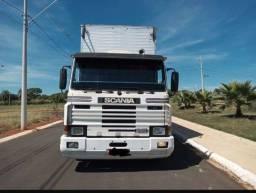 Scania P93 250 Baú 11 metros, 2,80 Altura (Consórcio)