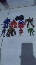 Mini lote de brinquedos