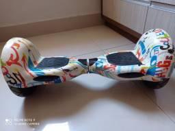 hoverboard com bluetooth semi-novo