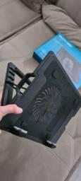 Base cooler vertical para notebook multilaser AC166