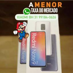 A PARCELA + BAIXA do BRASIL! Xiaomi NOTE 9 PRO 128GB / Novo Lacrado Garantia / GLOBAL