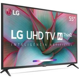 "Smart TV 55"" 4K Lg"
