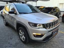 Jeep Compass Sport 2.0 Flex, Automatico, Couro, Ipva 2021 pago