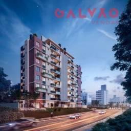 Apartamento à venda com 3 dormitórios em Bigorrilho, Curitiba cod:40348