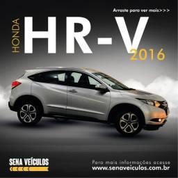 Honda HR-V Exl 1.8 CVT 2016