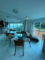 Locação Anual - Apartamento Finamente mobiliado e 2 dormitórios no Bairro Pioneiros
