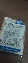 Hd 320 gb notebook