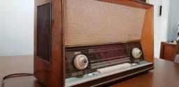 Rádio Antigo Valvulado Wildbad Saba