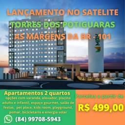 More no Bairro Satélite - Torres das Dunas - novo lançamento da MRV.