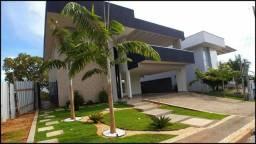 Sobrado 4 Suítes + Escritório, 302 m² no Condomínio Mirante do Lago