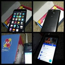 Moto C plus dual chip e TV
