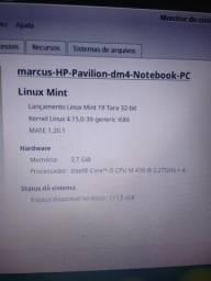 Notebook HP Pavilion i5