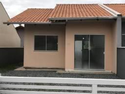 Casas em Indaial no João Paulo II, pelo programa Minha Casa Minha Vida