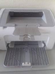 Impressora Hp lase 1102 semi nova
