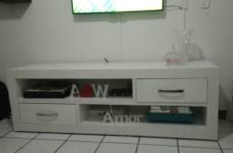 Rack sala televisão