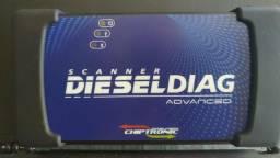 Scanner automotivo diesel pesado + Notebook dell