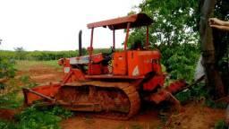 Trator de Esteira Fiatallis 7D 2003