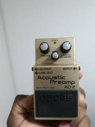 Pedal Boss AD-2 Acoustic Preamp