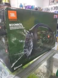 Caixa jbl boombox nova original 1800 avista menor preço