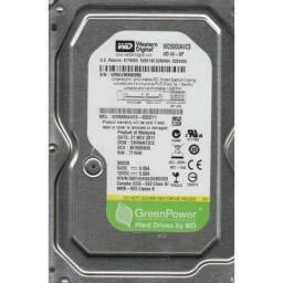 Hd WD 500gb Green Power
