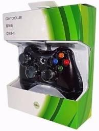 Controle Para Xbox 360 C/ Fio de 2,50mts Joystick