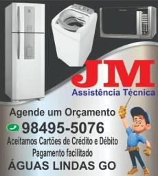 Conserto de Máquina de Lavar Roupa Geladeira Microondas e Filtro