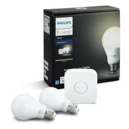 Lâmpada Inteligente - KIT Philips HUE (Smart Home) [NOVO]