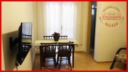 Apartamento com 2 dormitórios à venda, 61 m² por R$ 190.000,00 - Jardim Imperador - Praia
