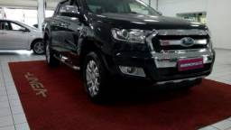 FORD RANGER CD LIMITED 4X4 3.2 20V TDCI AT Preto 2017/2017 - 2017