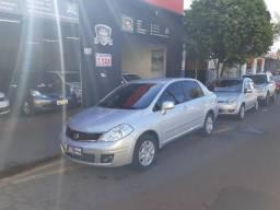 Nissan Tiida sedan 2012 / aceito carro ou moto - 2012