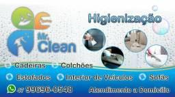 Higienizacao e Impermeabilização