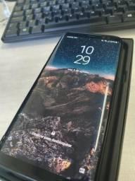 Samsung S8 em perfeito estado trocar por S9 peça sua volta
