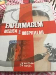 Livro enfermagem médica e hospitalar