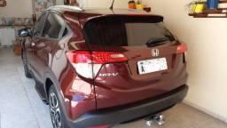 Honda hrv cvt exl unico dono na garantia nf manual chave reserva etc - 2018