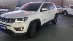 COMPASS 2019/2019 2.0 16V FLEX SPORT AUTOMÁTICO - 2019