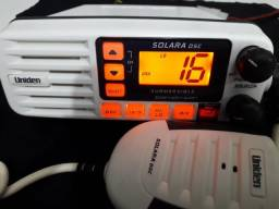 81b572e4113 Rádio VHF Marítimo Uniden Solara DSC