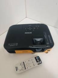 Projetor Epson S12+ 2800 lumens data show