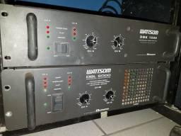 Amplificador Wattsom 1500