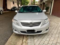 Toyota Corolla 1.8 16v Xei Flex Aut. 2009 Blindado