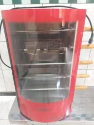 Churrasqueira Rotativa à Gás Para 5 Espetos PRR-051 Progás - 127v