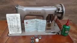 Máquina de Costura Singer - Raridade!