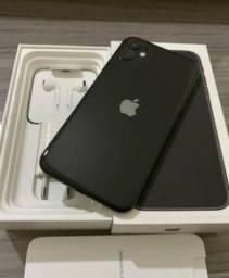 Iphone 11 128GB PRETO C/ Nota Fiscal