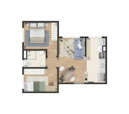 Apartamento de 2/4 na avenida fernando corrêa